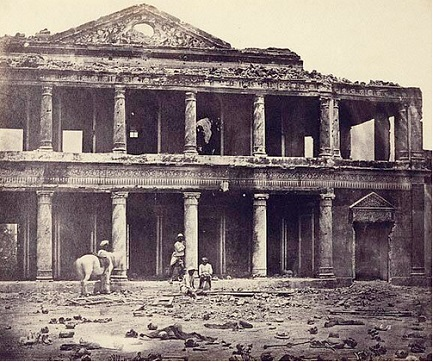 1857 India's Uprising against British
