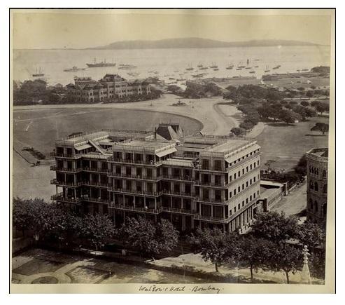 Mumbai - Bombay Harbour 1880