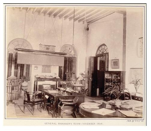 Mumbai - GM's Room TOI c1898