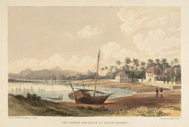 Mumbai Mahim Church 1791