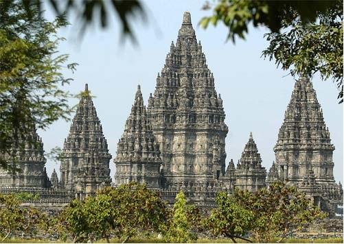Bali temple - Prambanan