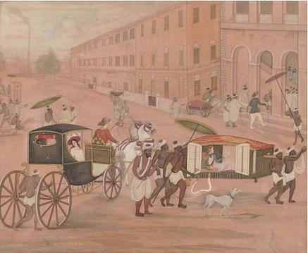 Kolkata, 19th century