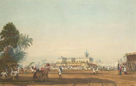 Portuguese Church, Kolkata, 1826