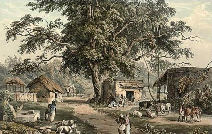 Serampore Road - 1848