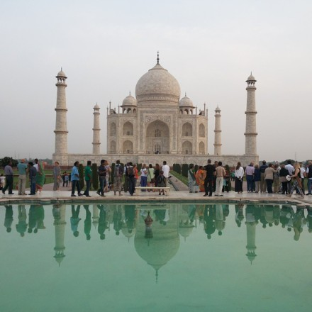 The Economic Impact of Taj Mahal