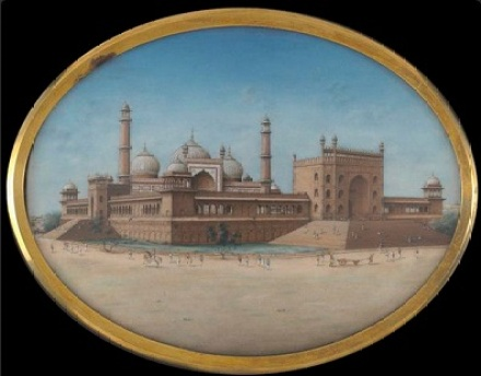 Delhi - Jama Masjid 1850