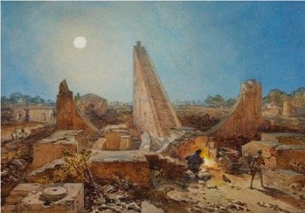 Delhi - Jantar Mantar 1864