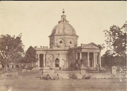 Delhi - St.James Ch, after Uprising