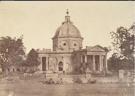 Delhi - St.James Ch, after Uprising