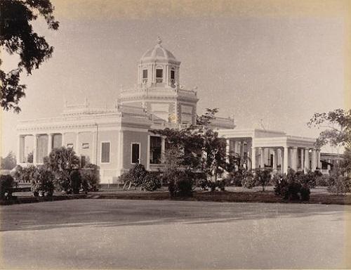 Adyar Club, 1902