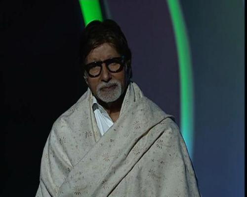 Amitabh Bachchan Swachh India