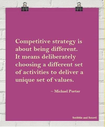 competitive strategy michael porter pdf