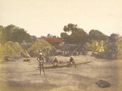 Coromandel Coast, 1861