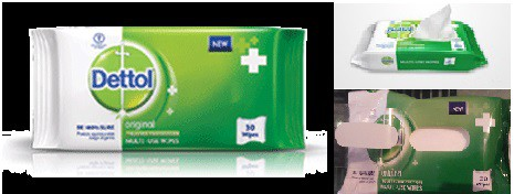 Dettol Multi Use Wipes