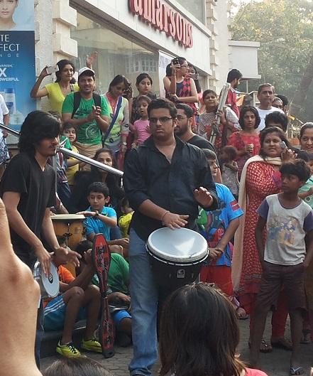 Bandra SC fest - Drummers