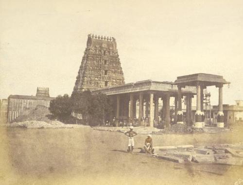 Parthasarthi Temple, 1851