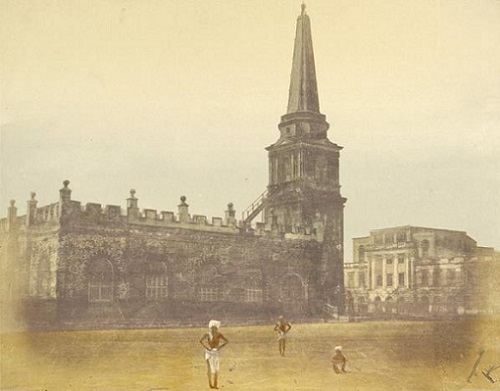 St Mary's Church, 1851