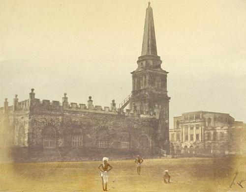 St Mary's Church, 1851