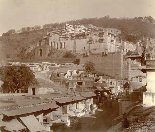 Chattar Mahal Palace, Bundi