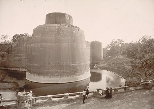 Deeg Fort, Rajasthan, 1895
