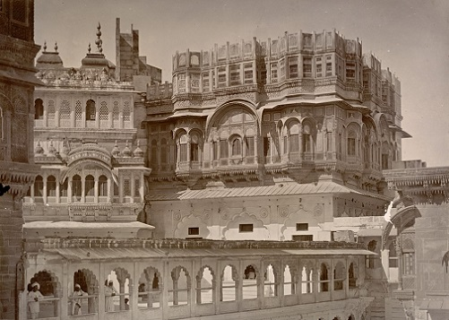 Fort Palace, Jodhpur