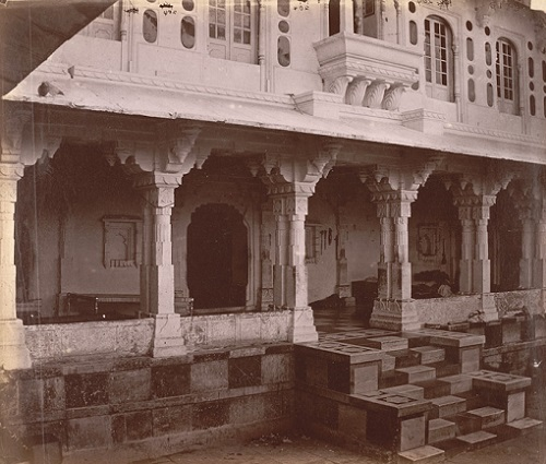King's Porch, City Palace, Udaipur