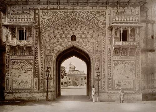 City Palace, Jaipur, 1895