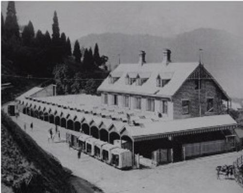 Darjeeling Station 1891