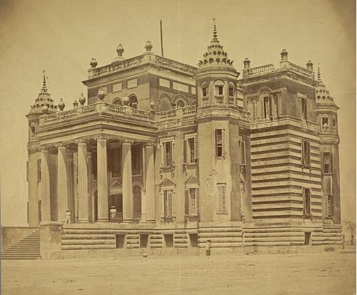 Dilkhusha Palace, Lucknow