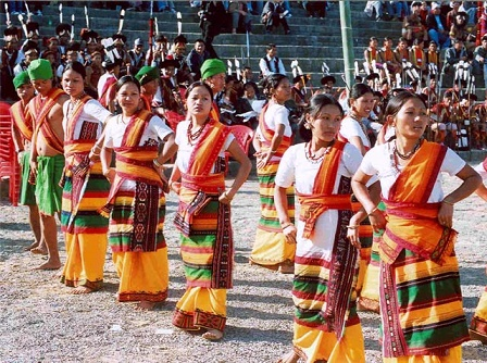 Dimasa Dancing Group