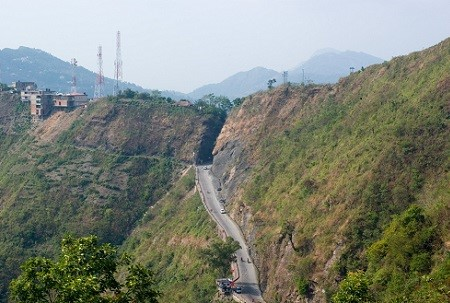 Durtalang Hills , Mizoram