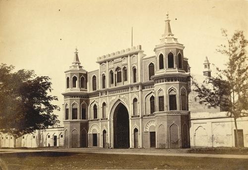 Moti Mahal, Lucknow, 1874