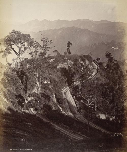 On Darjeeling Railway