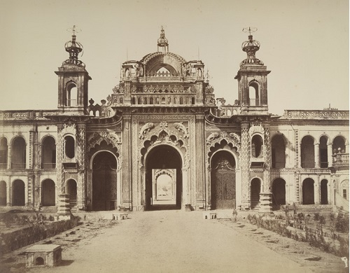 Kaiserbagh, Lucknow