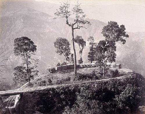 Toy Train, Agony Point, Darjeeling