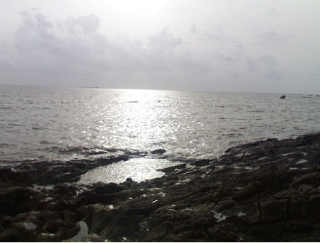 Rock Beach, Versova