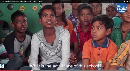 Varanasi Boat School