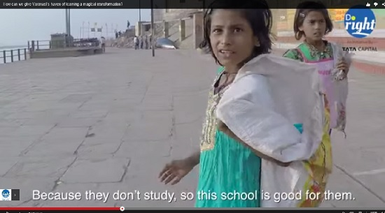 Varanasi Boat School2