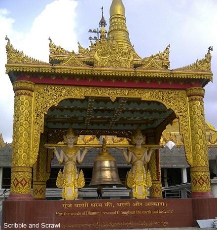 Global Pagoda, Gorai