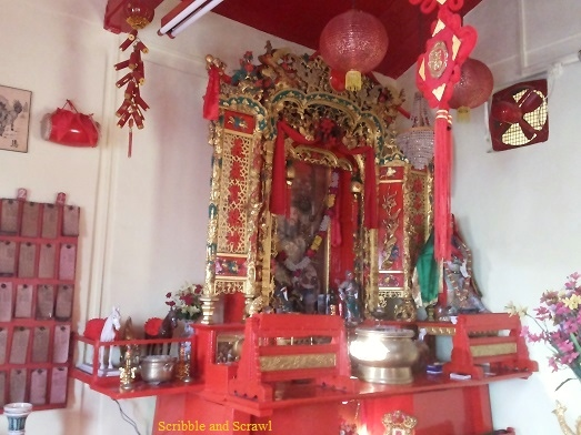 Chinese Temple in Mumbai