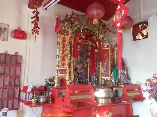 Chinese Temple in Mumbai