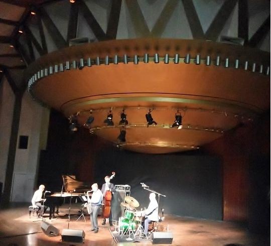 Jazz Concert, NCPA, Mumbai