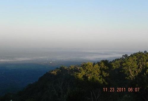 Jampui Hill. Tripura