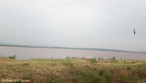Kamalapur lake