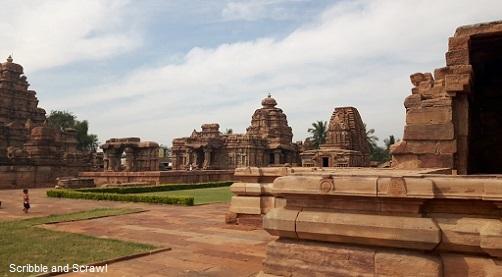 Pattadakal Heritage site