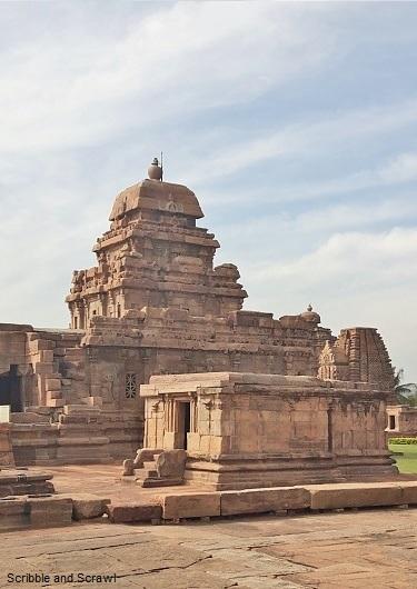 Southern Temple Style, Pattadakal