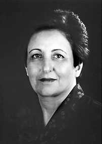 Shirin Ebadi, NobelPeace Prize2003