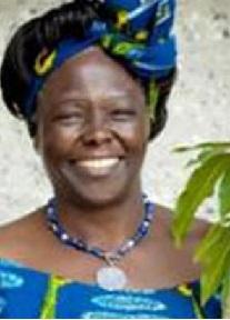Wangari Mathai, NobelPeace Prize2004